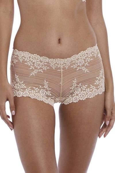 Embrace Lace szorty - cieliste - Wacoal